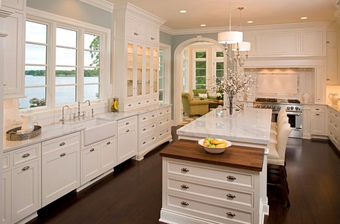 Dress Up Your Kitchen Beautifully With Brookhaven Kitchen Cabinets