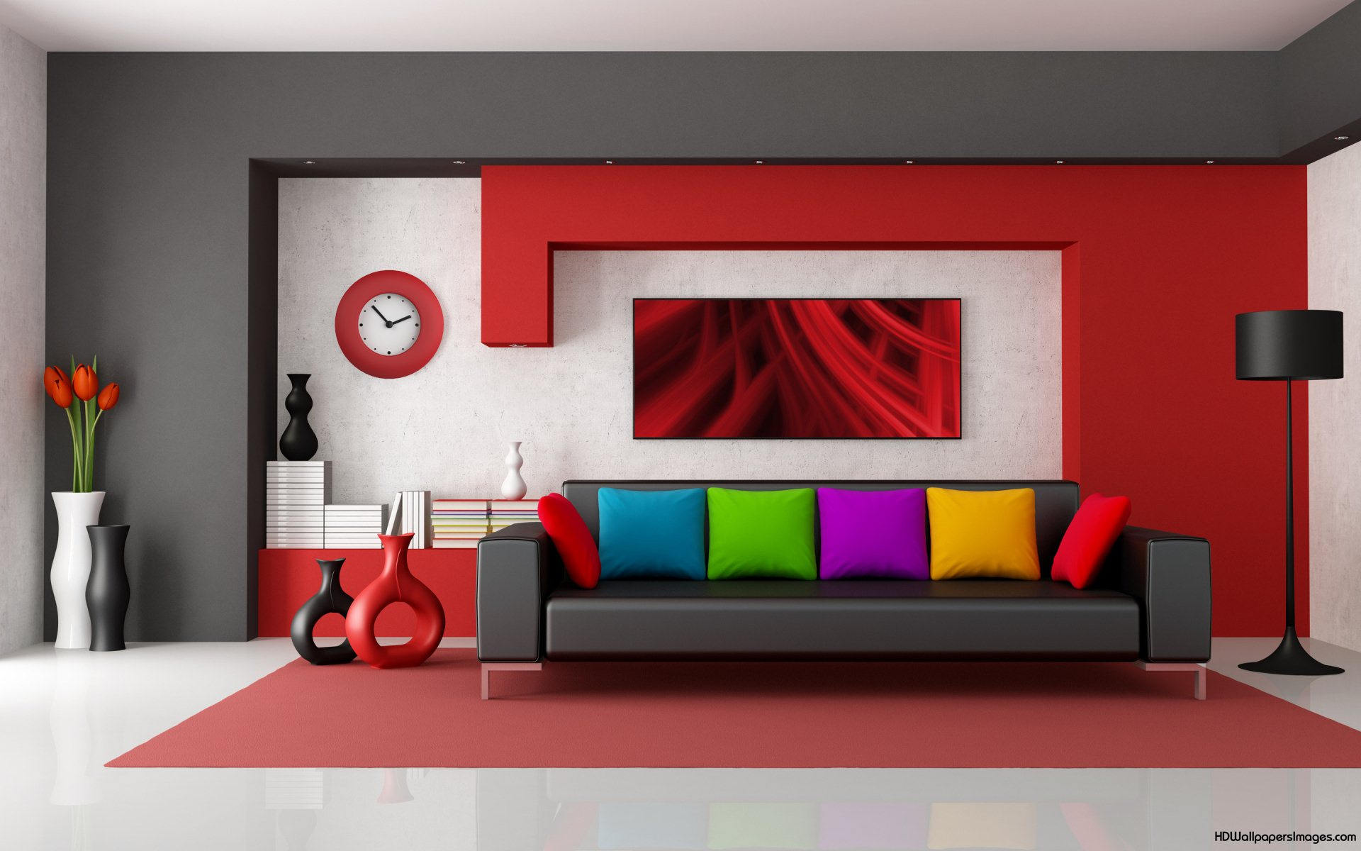 Get Spacious Bedroom With Fitted Furniture Designs