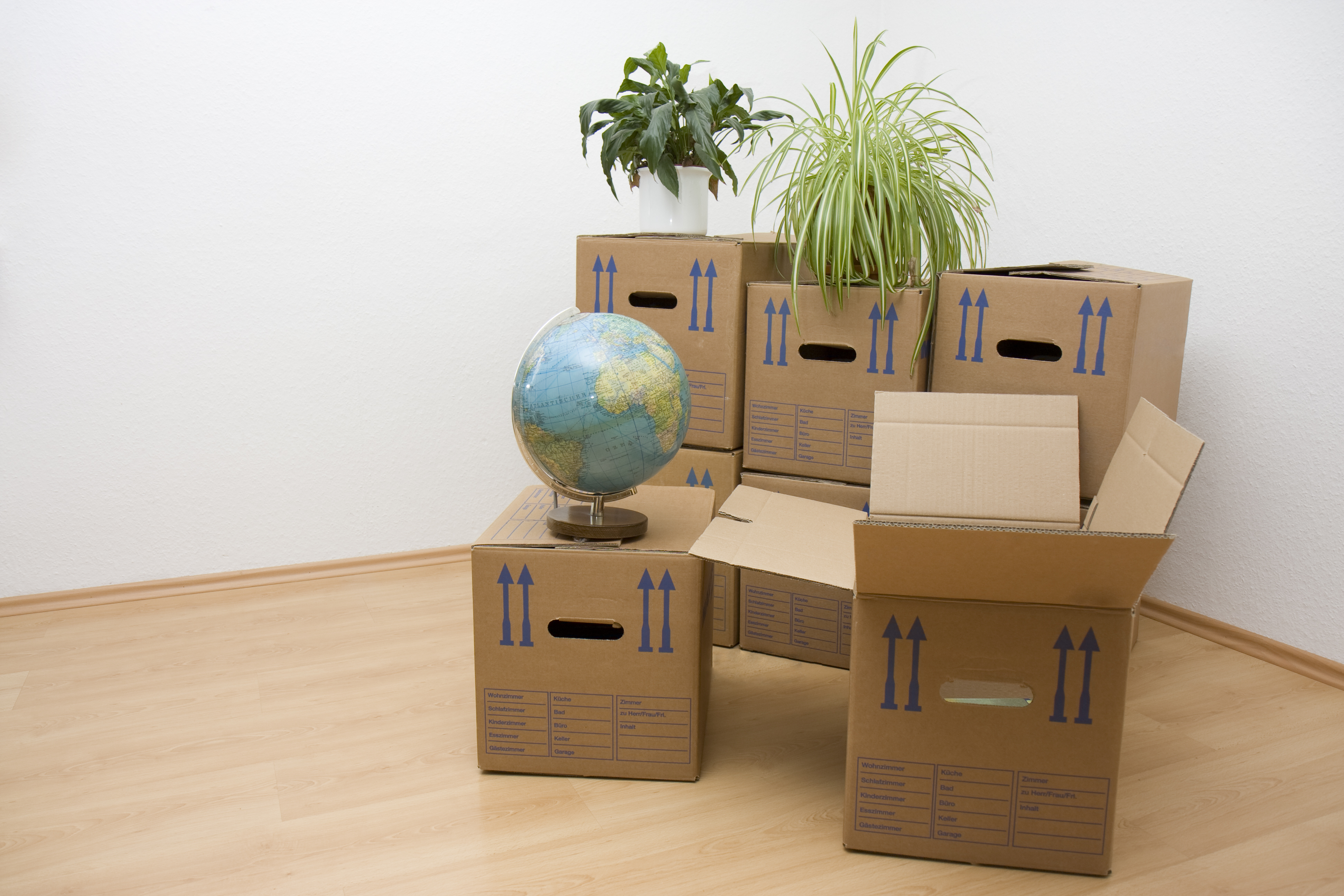 Movers Are of Great Help While Moving To a New Place
